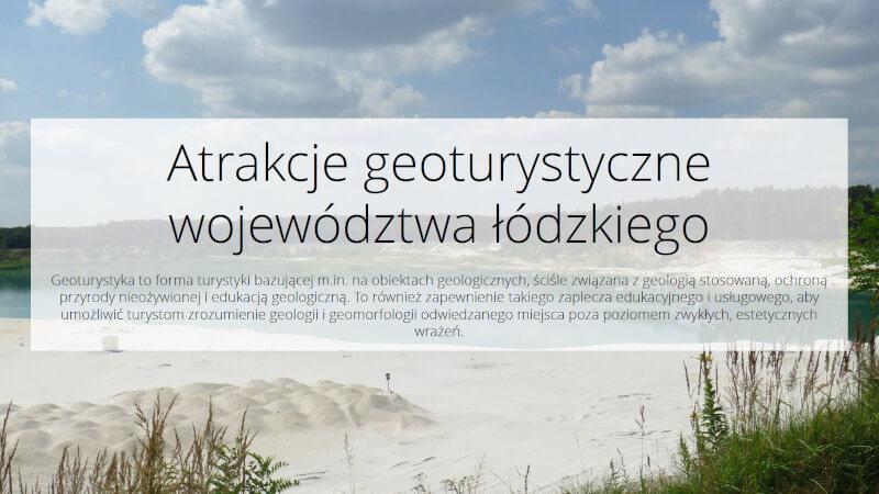 okładka aplikacji Informator geoturystyczny